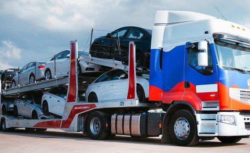 Перевозка автомобилей транспортной компанией